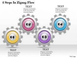 1013_business_ppt_diagram_4_steps_in_zigzag_flow_powerpoint_template_Slide01