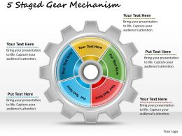 1013_business_ppt_diagram_5_staged_gear_mechanism_powerpoint_template_Slide01