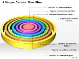 1013_business_ppt_diagram_7_stages_circular_flow_plan_powerpoint_template_Slide01