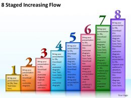1013_business_ppt_diagram_8_staged_increasing_flow_powerpoint_template_Slide01