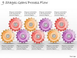 1013_business_ppt_diagram_9_stages_gears_process_flow_powerpoint_template_Slide01