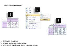 1013 Business Ppt Diagram Business Information Process Design Powerpoint Template