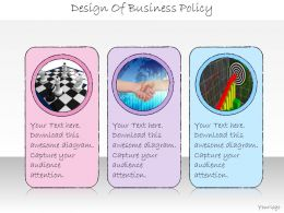 1013 Business Ppt Diagram Design Of Business Policy Powerpoint Template