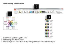 1013 Business Ppt Diagram Flow Of Six Staged Process Powerpoint Template