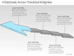 1013_business_ppt_diagram_milestones_arrow_timeline_diagram_powerpoint_template_Slide01