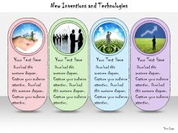 1013 Business Ppt Diagram New Inventions And Technologies Powerpoint Template