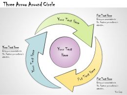 1013_business_ppt_diagram_three_arrow_around_circle_powerpoint_template_Slide01