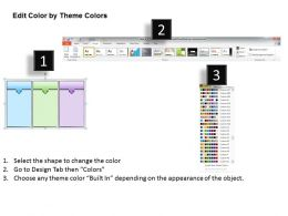 1013 Business Ppt Diagram Three Sequence Of Events Powerpoint Template