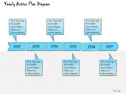 1013_business_ppt_diagram_yearly_action_plan_diagram_powerpoint_template_Slide01