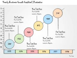 1013_business_ppt_diagram_yearly_business_growth_graphical_illustration_powerpoint_template_Slide01