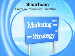 1013_marketing_and_strategy_signpost_business_concept_powerpoint_templates_ppt_themes_and_graphics_Slide01