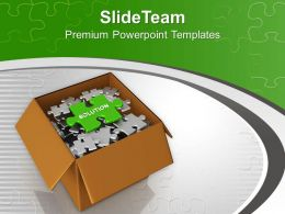 1013 Out Of The Box Solution PowerPoint Templates PPT Themes And Graphics