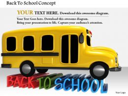 1014 Back To School Concept Image Graphics For PowerPoint