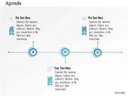 1014_business_plan_three_steps_timeline_agenda_diagram_powerpoint_presentation_template_Slide01