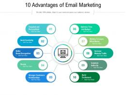 10 Advantages Of Email Marketing