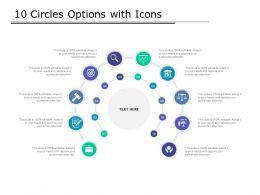 69761812 Style Circular Semi 10 Piece Powerpoint Presentation Diagram Infographic Slide