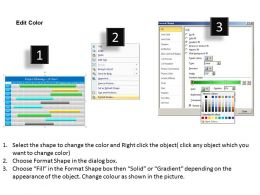 10 year planning Gantt Chart PowerPoint slides Gantt PPT templates