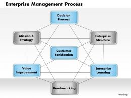 1103 Enterprise Management Process Powerpoint Presentation