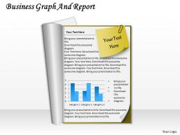 1103 Sales Diagram Business Graph And Report Business Diagram