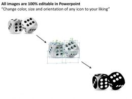 1103 Strategic Management Lucky Roll Dice Game MBA Models And Frameworks
