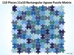 110_pieces_11x10_rectangular_jigsaw_puzzle_matrix_powerpoint_templates_0812_Slide01