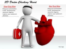 1113_3d_doctor_checking_heart_ppt_graphics_icons_powerpoint_Slide01