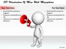 1113_3d_illustration_of_man_with_megaphone_ppt_graphics_icons_powerpoint_Slide01