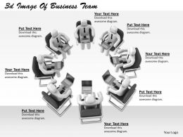 1113 3d Image Of Business Team Ppt Graphics Icons Powerpoint