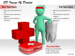 1113 3D Image Of Dentist Ppt Graphics Icons Powerpoint