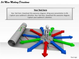1113_3d_man_making_directions_ppt_graphics_icons_powerpoint_Slide01