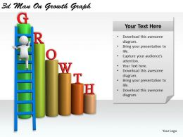 1113_3d_man_on_growth_graph_ppt_graphics_icons_powerpoint_Slide01