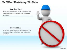 1113_3d_man_prohibiting_to_enter_ppt_graphics_icons_powerpoint_Slide01