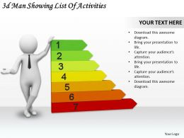 1113_3d_man_showing_list_of_activities_ppt_graphics_icons_powerpoint_Slide01