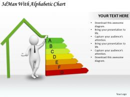 1113_3d_man_with_alphabetic_chart_ppt_graphics_icons_powerpoint_Slide01