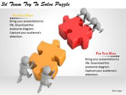 1113_3d_team_try_to_solve_puzzle_ppt_graphics_icons_powerpoint_Slide01