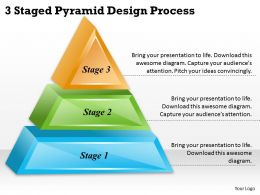 1113_business_ppt_diagram_3_staged_pyramid_design_process_powerpoint_template_Slide01