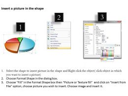 1113 Business Ppt diagram 4 Sections In Business Diagram Powerpoint Template
