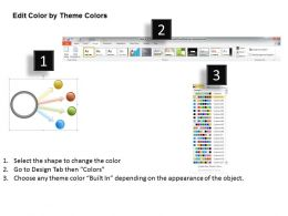 1113 Business Ppt diagram 4 Steps In A process Powerpoint Template