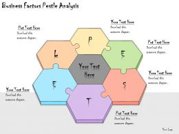 1113 Business Ppt Diagram Business Factors Pestle Analysis Powerpoint Template