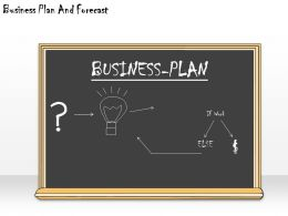 1113_business_ppt_diagram_business_plan_and_forecast_powerpoint_template_Slide01