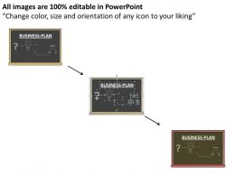 1113 Business Ppt Diagram Business Plan And Forecast Powerpoint Template