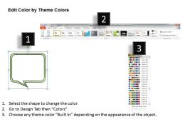 1113 Business Ppt Diagram Callouts Text Boxes Powerpoint Template