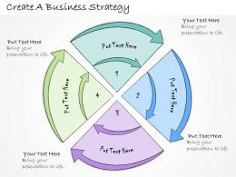 1113 Business Ppt Diagram Create A Business Strategy Powerpoint Template
