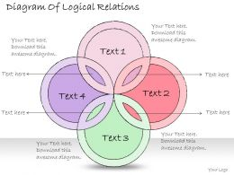 1113_business_ppt_diagram_diagram_of_logical_relations_powerpoint_template_Slide01