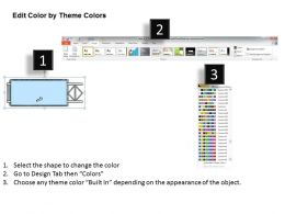 1113 Business Ppt Diagram Exit Way For Winners Powerpoint Template