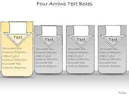 1113_business_ppt_diagram_four_arrows_text_boxes_powerpoint_template_Slide02