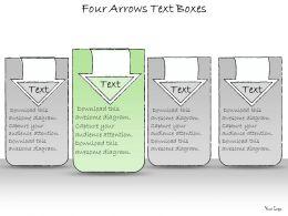 1113_business_ppt_diagram_four_arrows_text_boxes_powerpoint_template_Slide03