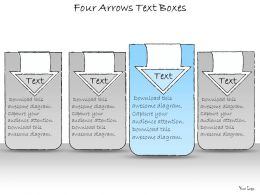 1113_business_ppt_diagram_four_arrows_text_boxes_powerpoint_template_Slide04