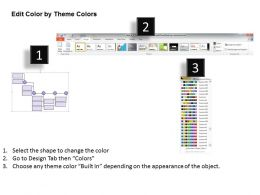 1113 Business Ppt Diagram Innovative Way To Present Monthly Plan Powerpoint Template
