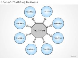 1113 Business Ppt Diagram Levels Of Building Business Powerpoint Template